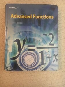 Nelson Advanced Functions Textbook