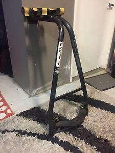 Towbar mounted bike rack (3 bikes) Tuart Hill Stirling Area Preview
