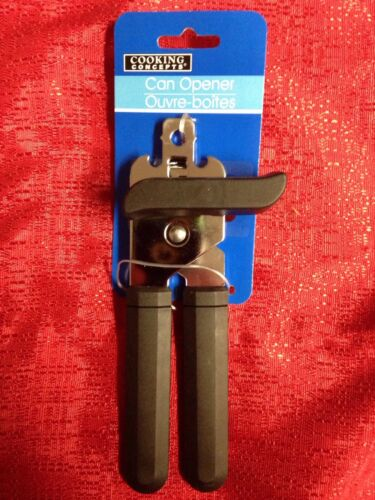 HEAVY DUTY CHROME CAN OPENER STRONG HEAVY DUTY STEEL Made By Kitchen Concepts