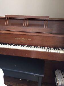 Piano heintzman