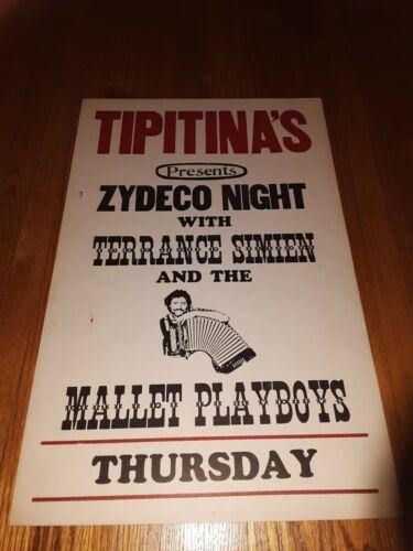 TERRANCE SIMIEN & THE MALLET PLAYBOYS Tipitina