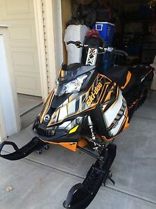 2013 Summit XM 800 ETEC