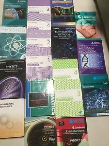 Yr 11 & 12 Textbooks, calculator, some yrs 8-10 books Joondalup Joondalup Area Preview