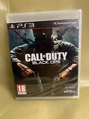 PlayStation 3 PS3 - Call of Duty Black Ops - English Sealed...