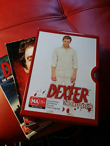 Dexter DVD box sets - First, Second, Third season Edwardstown Marion Area Preview