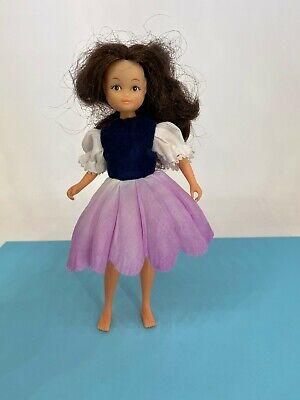 Vintage Hornby - 1980s - Flower Fairies - Heliotrope Doll