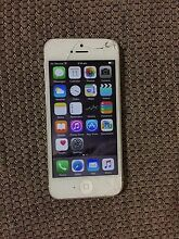 iPhone 5 unlocked Braddon North Canberra Preview
