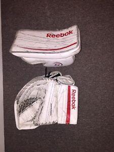 Junior goalie gloves / gants gardien junior
