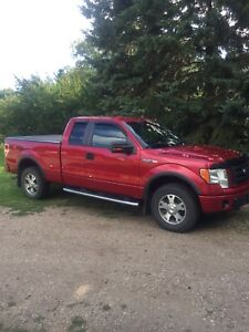 2010 ford-150 FX4 supercab