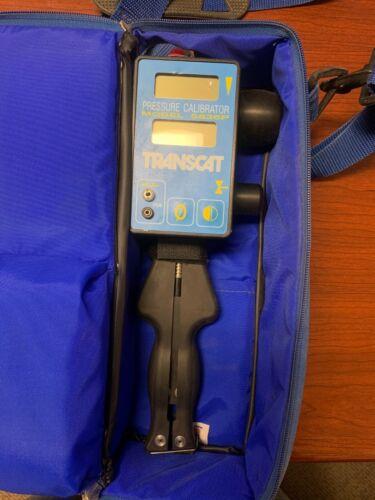 Transcat Digital Pressure Calibrator, 500 PSI