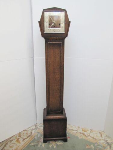 Art Deco c1930 Foreign floor standing clock