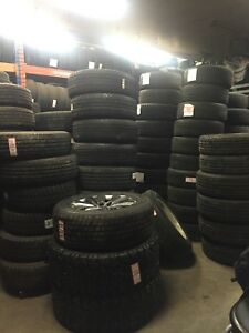 Tires call