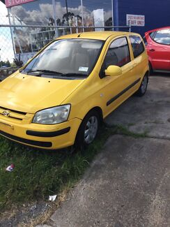 Hyundai Getz 2003 manual