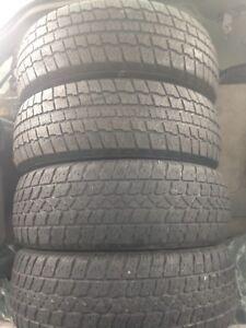 4-195/65R15 Winter tires