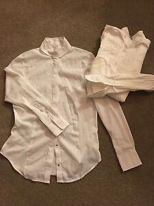 Small White Show Shirts