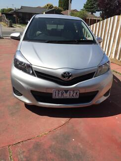 2013 Toyota Yaris Hatchback Dandenong North Greater Dandenong Preview