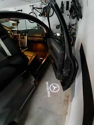 Tür Logo Licht Mercedes Benz GLK Class X204 A B klasse W169 W245 Ghost