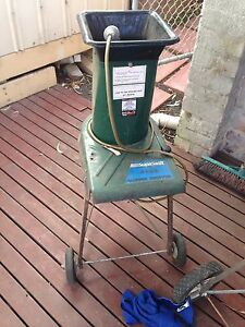 Chipper chopper 2500w Heidelberg Banyule Area Preview