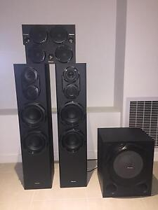 Pioneer 5.1 Channel Home Theatre Speaker Set Greenvale Hume Area Preview