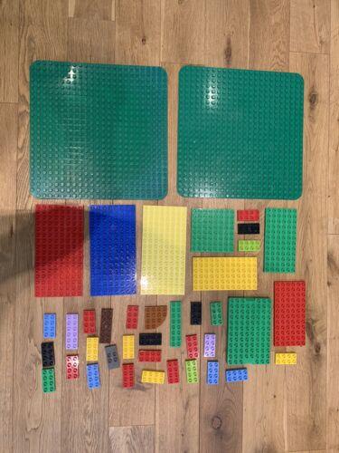 Lego Duplo Grundplatten Und Bauplatten Set