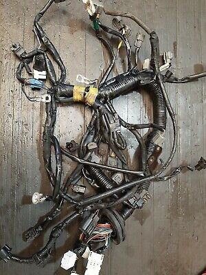 Mazda RX8 231  ECU TO ENGINE LOOM CABLES WIRING