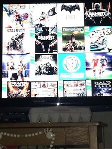 1 TB Xbox with 4 controllers  over 40 games $850 FIRM!!! Kitchener / Waterloo Kitchener Area image 7