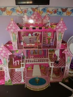 Princess Dollhouse