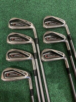 Titleist 716 ap1 iron set 4-PW graphite regular