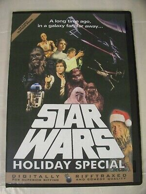Rifftrax Star Wars Holiday Special DVD Mystery Science Theater 3000 MST3K