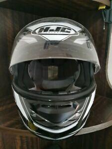 NJC motorbike helmet $70