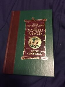 Book - The Adventures Of Robin Hood By Paul Creswick