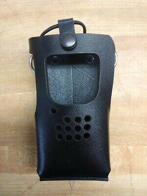 Boston Leather Firefighters Radio Holder Case For Kenwood Tk-52205320