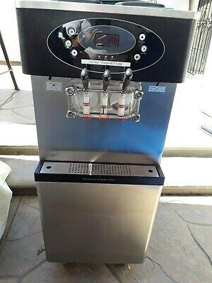 Alpine Frozen Yogurt Soft Serve Ice Cream Machine 360a