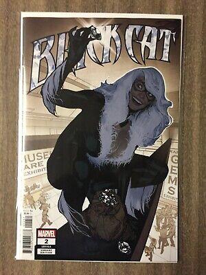 Black Cat #2 Adam Hughes 1:50 Variant NM-