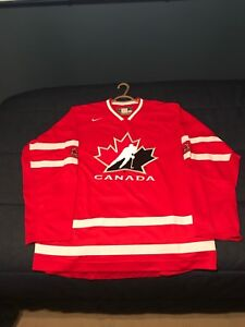 Team Canada hockey jersey