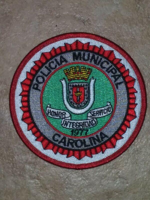 Collectible-Policia Municipal Carolina