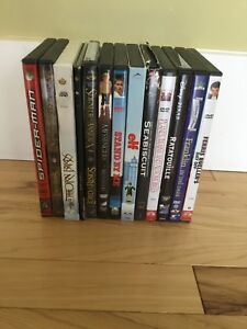 Various DVDS