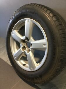 "TOYOTA RAV 4 CRUISER 17"" GENUINE ALLOY WHEELS AND TYRES Carramar Fairfield Area Preview"
