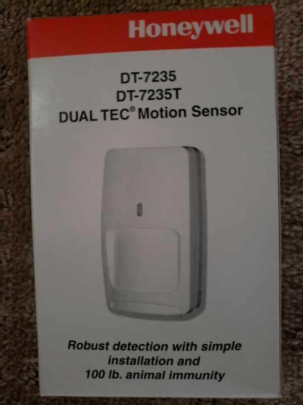 Honeywell DT-7235T Motion Sensor