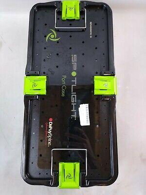 Depuy Spine Spotlight Port Case For Surgical Instruments. Case Only. B5