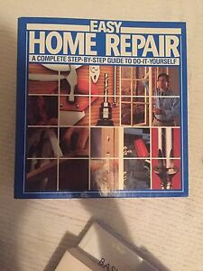 Easy home repair book