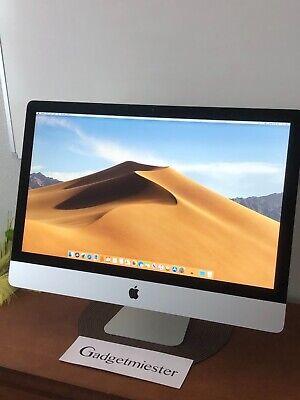 """Apple 27"""" iMac 2013 3.5GHz Intel Core i7 NEW 1TB SSD 32GB GTX 780M 4GB GFX"""