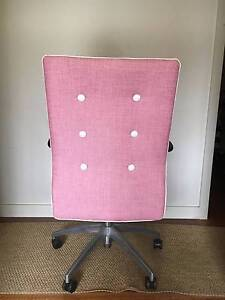 Ultra Feminine Office Chair Greenwich Lane Cove Area Preview