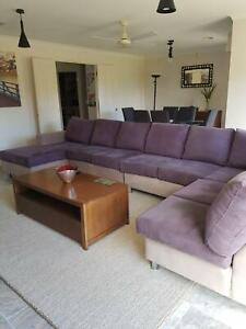 Large Corner Lounge with Chaise