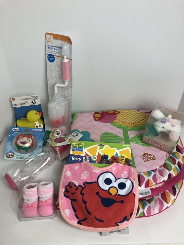 Toddler Play Mat Pacifier Bottle Infant Accessories Mixed Lot