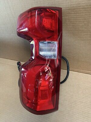 Chevrolet Silverado 1500 2019 2020 Lh LED Tail Lights with Harness OEM Left