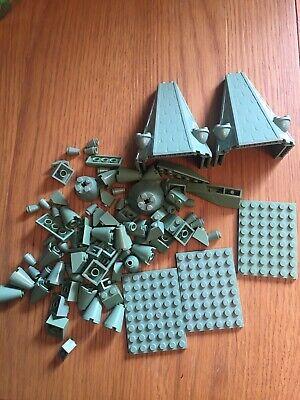 Lego Sand Green Bundle From Harry Potter Hogwarts Castle