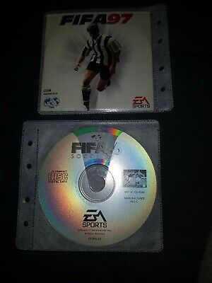 fifa 96 97 em sport soccer pc cd rom no box for sale  Shipping to Nigeria