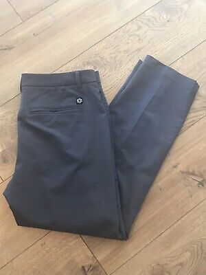 Puma Golf Trousers, Grey Size 34/32