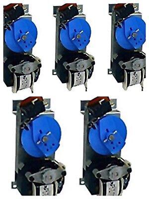 5x Vendo Blue Disk Vending Machine Motors Fits 407450 475